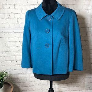 Vintage Talbots  Pea Coat